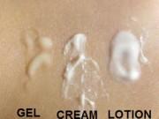 Mỹ phẩm - Phân biệt các dạng sản phẩm dưỡng da: Gel, cream, lotion