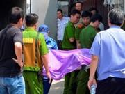 Tin tức - Đôi tình nhân chết cháy trong phòng trọ