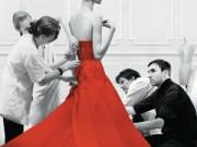 Hàng hiệu - Video: Đột nhập xưởng thời trang cao cấp của Dior