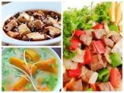 Bếp Eva - Bữa chiều có nhiều món ngon