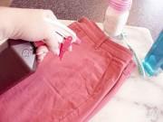 Nhà đẹp - Quần áo tối màu, giặt sao cho sạch mà không phai?