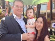 Làm mẹ - Cách dạy con nhân cách đáng ngưỡng mộ của cặp đôi Việt – Mỹ