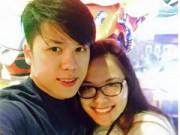 Hậu trường - Diễm Hương hạnh phúc đi xem phim cùng chồng
