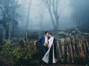 """Tình yêu - Giới tính - Bộ ảnh cưới """"Lặng lẽ Sa Pa"""" đẹp đến nao lòng"""