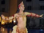 Clip Eva - Xem vũ công nam múa bụng ở Thổ Nhĩ Kỳ