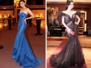 Thời trang - Sao Việt khoe 3 vòng gợi cảm bằng đầm đuôi cá
