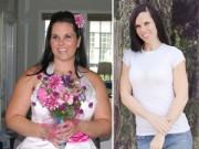 Nhân vật đẹp - Cô gái giảm 39kg nhờ được chồng ủng hộ