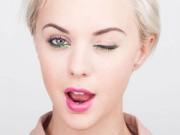 Trang điểm - 2 kiểu trang điểm mắt nhũ lấp lánh