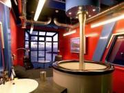 Nhà đẹp - 10 triệu đồng một đêm trên chiếc cần cẩu xa xỉ nhất thế giới