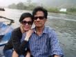 Chế Linh tình cảm bên vợ trước đêm diễn tại Nha Trang