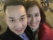 Làng sao - MC Thành Trung hạnh phúc đón sinh nhật người yêu