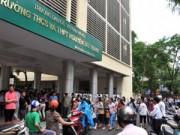 Tin tức - Cấm thi vào lớp 6: Phụ huynh hoang mang, nhà trường 'đau đầu'