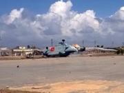 Tin trong nước - Trực thăng rơi gãy đôi tại đảo Phú Quý, nhiều người bị thương