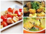 Thực đơn – Công thức - Thưởng thức bữa cơm hấp dẫn ngày lạnh