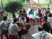 """Tin trong nước - Sập giàn giáo ở Formosa: """"Người tóc bạc tiễn người tóc xanh"""""""
