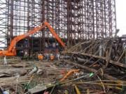 Trải lòng của công nhân thoát chết vụ sập giàn giáo Formosa