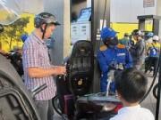 Mua sắm - Giá cả - Giữ nguyên giá bán các chủng loại xăng dầu