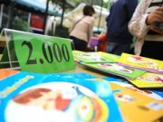 Tin tức - Đến hội sách xuân, mua sách giá 2.000 đồng