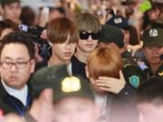 Làng sao - Fan Việt vỡ òa khi EXO, Apink, Sistar xuất hiện