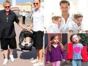 Mang thai 6-9 tháng - Những người nổi tiếng 'không mang bầu cũng có con'
