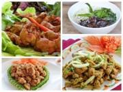 Bếp Eva - Những biến tấu đơn giản mà ngon của mề gà