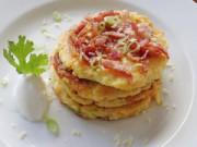 Bếp Eva - Pancake khoai tây đơn giản cho bữa sáng