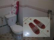 Nhà đẹp - Chàng Úc choáng với nhà vệ sinh kiểu Việt Nam