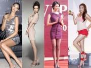 Dáng đẹp - Top 10 đôi chân quyến rũ nhất của mỹ nhân Hoa ngữ