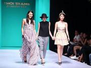 Thời trang - Hoa hậu Lan Khuê trở lại đầy ấn tượng trên sàn diễn thời trang