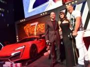 """Xem & Đọc - Thảm đỏ Bắc Kinh chào đón buổi công chiếu đầu tiên của """"Fast & Furious 7"""""""