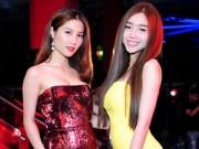 Làng sao - Elly Trần bất ngờ tái xuất đọ vẻ sexy với Diễm My 9X