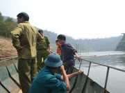 Tin trong nước - Tìm thấy thi thể vợ chồng mất tích trên hồ thủy điện