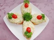 Bếp Eva - Lạ miệng với salad tỏi tây