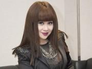 Truyền hình - Lưu Thiên Hương đẹp lạ lẫm khi đội tóc giả