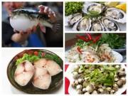 """Bếp Eva - """"Thuốc độc"""" ẩn chứa trong nhiều món hải sản hấp dẫn"""