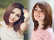 Làm đẹp - Các kiểu tóc ép đẹp phù hợp với nhiều khuôn mặt