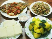 Bếp Eva - Bữa cơm chưa đầy 100 nghìn lôi cuốn cả nhà
