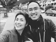 Làng sao - Vợ chồng Tăng Thanh Hà hạnh phúc tại trời Tây