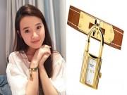Thời trang - Midu đeo đồng hồ hơn 60 triệu đồng đón năm mới