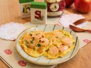 Bếp Eva - Tôm chiên trứng cho bữa ăn đơn giản sau ngày lễ