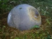 Vật thể hình cầu có ký tự lạ rơi xuống Tuyên Quang là gì?