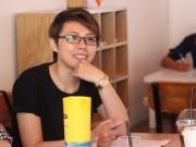 Chuyện đặc biệt về cậu chủ quán cà phê đồng tính duy nhất Sài Gòn