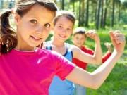 Sức khỏe - Tập thể dục lúc nhỏ có tác dụng lâu dài