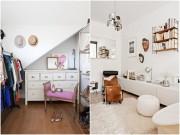 Nhà đẹp - Các thủ thuật xếp đồ trong không gian nhỏ
