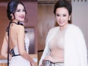 Thời trang - Tuần qua: Hạ Vi, Angela Phương Trinh hở khôn khéo