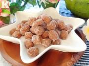 Bếp Eva - Thưởng thức kẹo me chua ngọt thật thích