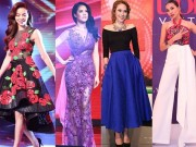 Thời trang - Top 6 mỹ nhân Việt đáng ngắm nhất trên truyền hình