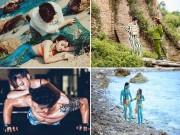 Eva Yêu - Những bộ ảnh cưới gây bão cộng đồng mạng năm 2015