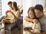 """Làng sao - Lâm Tâm Như ôm ấp """"bạn trai mới"""" giữa bão scandal"""