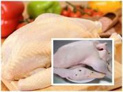 Bếp Eva - Cách chọn gà, vịt ngon cho chị em nội trợ